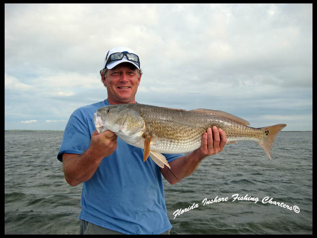 Indian river seatrout florida trout fishing pictures for Fishing charters daytona beach florida