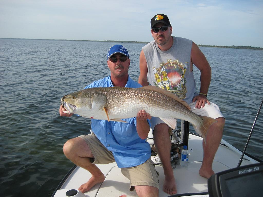 Central florida saltwater fly fishing titusville for Cocoa beach fishing
