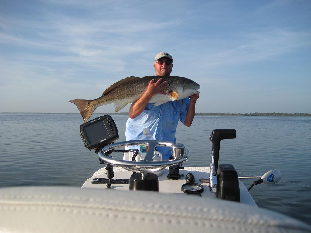 Florida flats fishing guide daytona beach for Cocoa beach fishing
