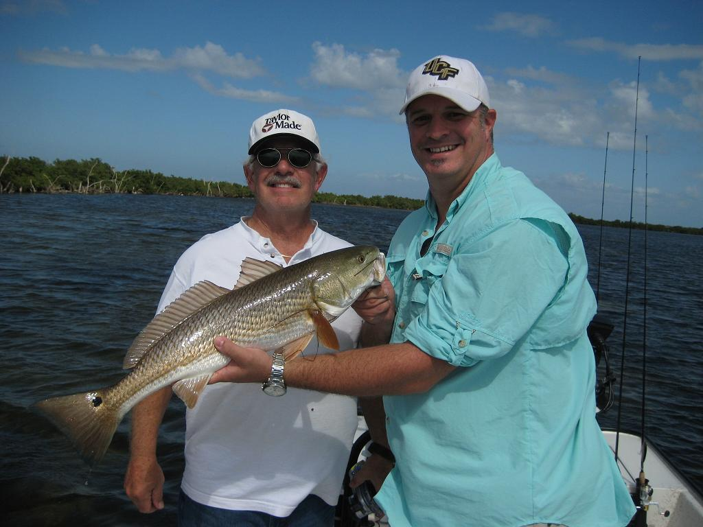 Central florida sight fishing charters longwood florida for Central florida fishing charters