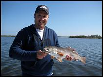 Light Tackle Central Florida Redfish