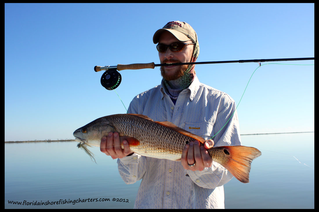 East central florida fly fishing report january 2012 for Fishing in orlando florida