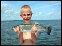 Cocoa Beach Sea Trout