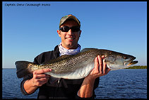New Smyrna Beach Flats Fishing Charters
