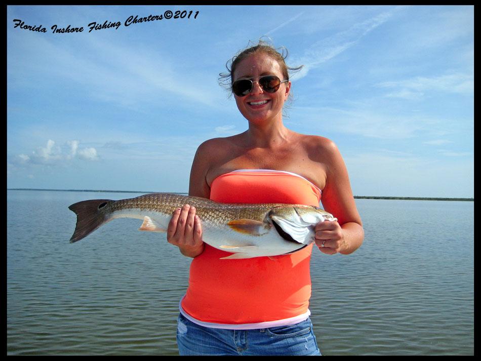 New smyrna beach fishing report july 2011 redfish for New smyrna beach fishing report