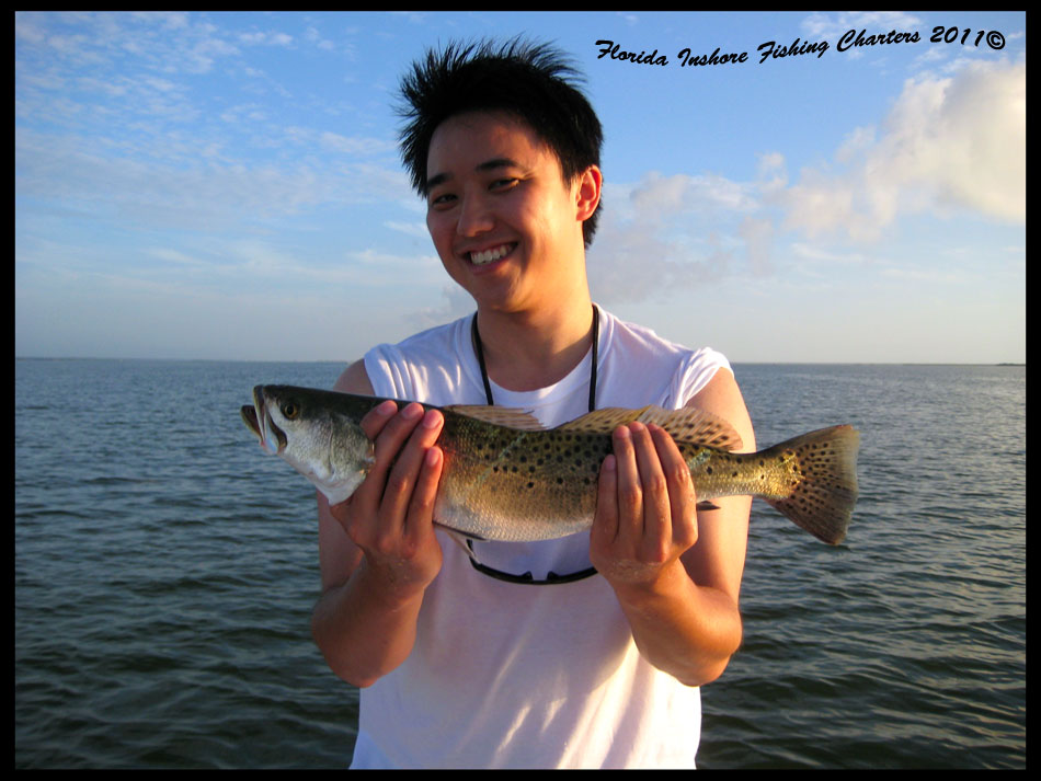 October 11th 2011 new smyrna beach light tackle charter for New smyrna beach fishing report