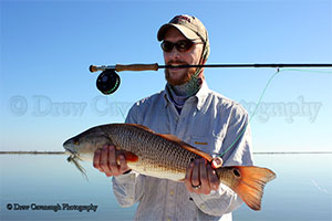 Light Tackle Redfish Charter