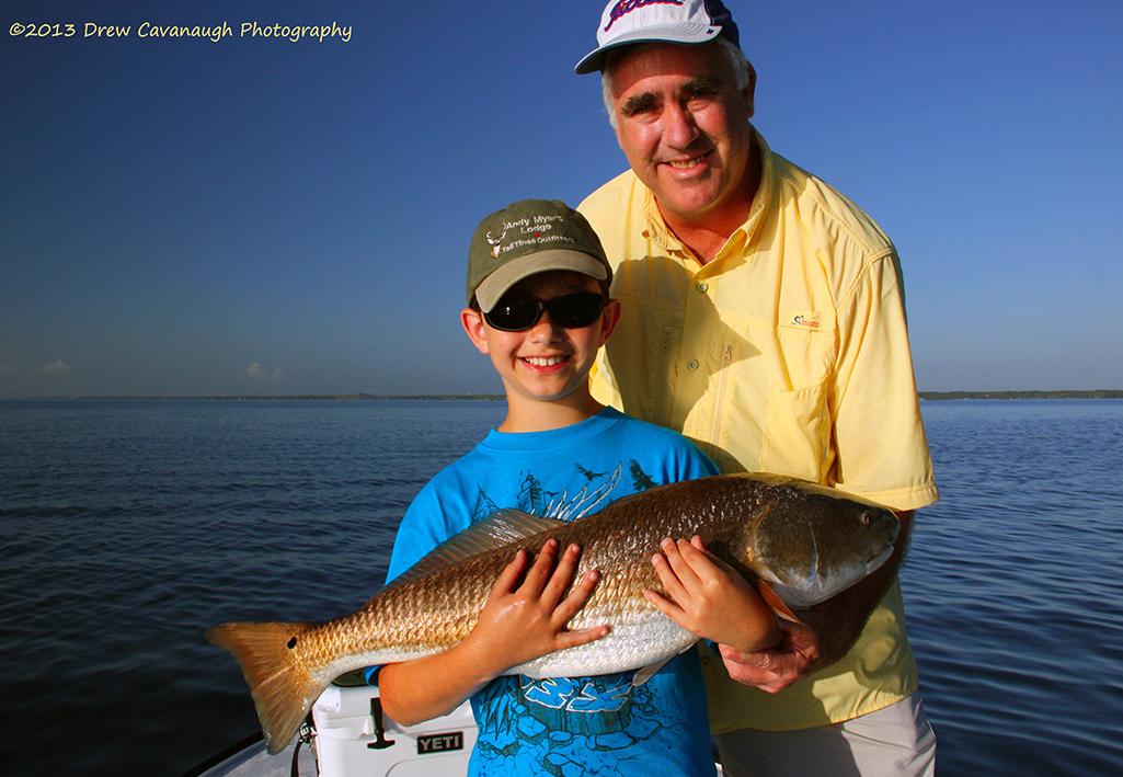 Mosquito lagoon redfish orlando redfish florida red drum for Charter fishing sebastian fl