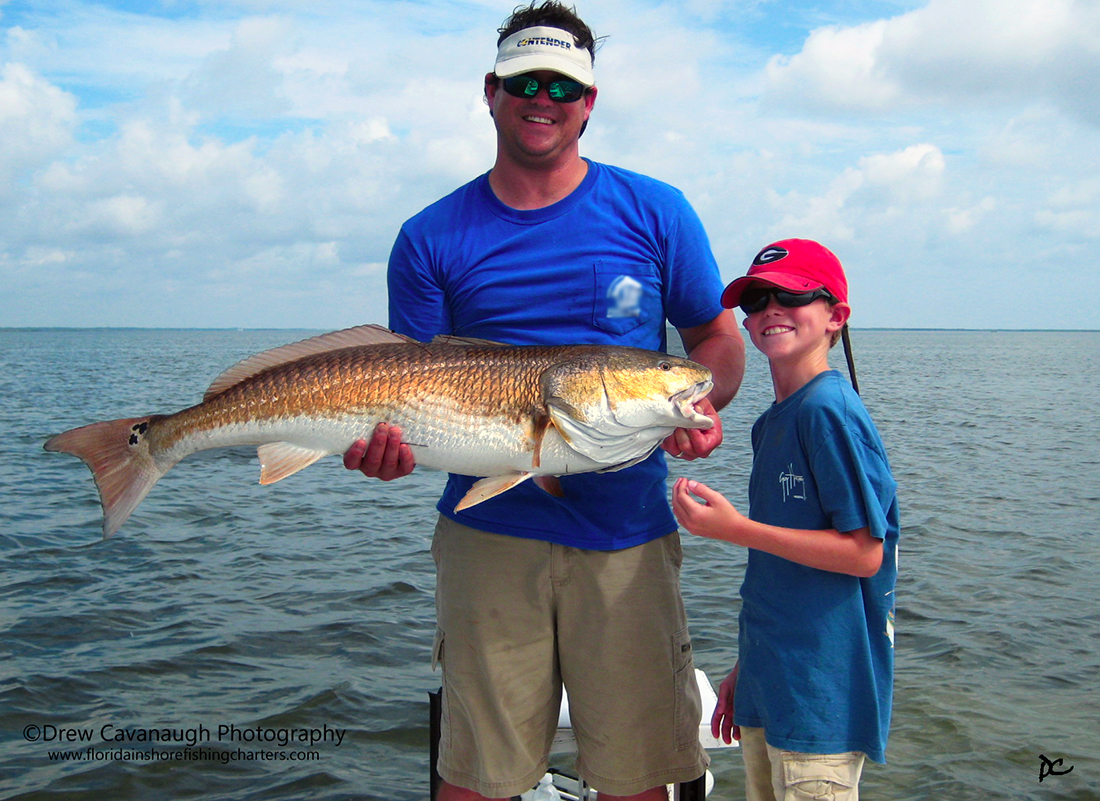 Titusville redfish pictures mosquito lagoon fish for New smyrna beach fishing report