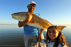 Backcountry Redfish Charters Near Orlando