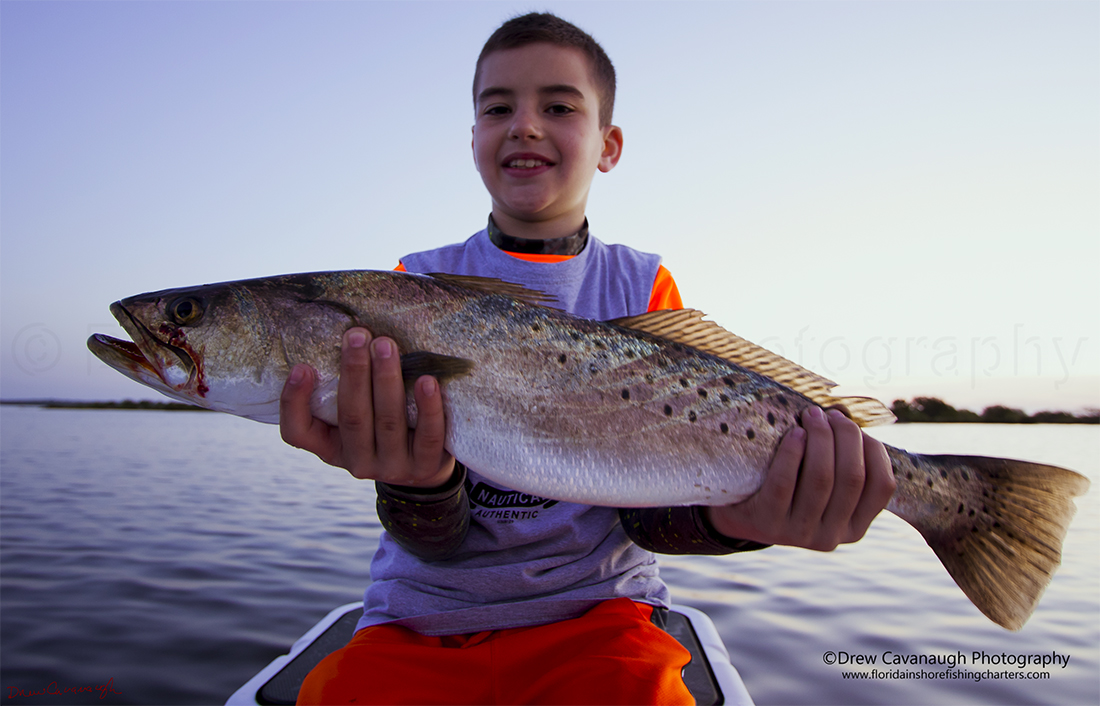 Mosquito lagoon seatrout florida gator florida spotted for Indian river fishing