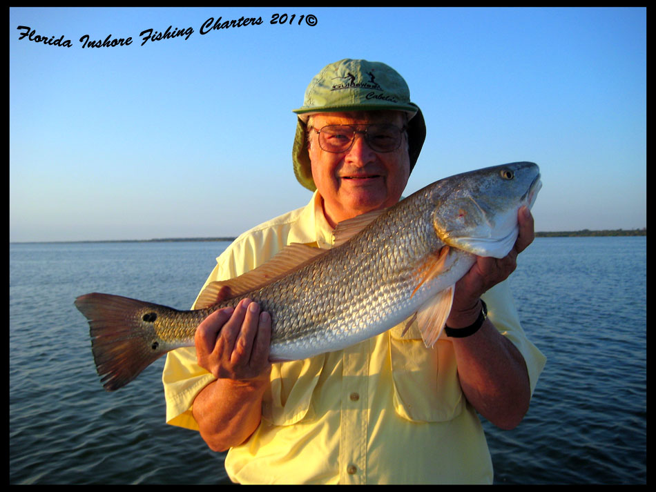 October 11th 2011 new smyrna beach light tackle charter for New smyrna fishing report