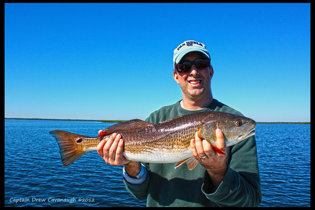 Mosquito Lagoon Fishing Report November 2012 Florida