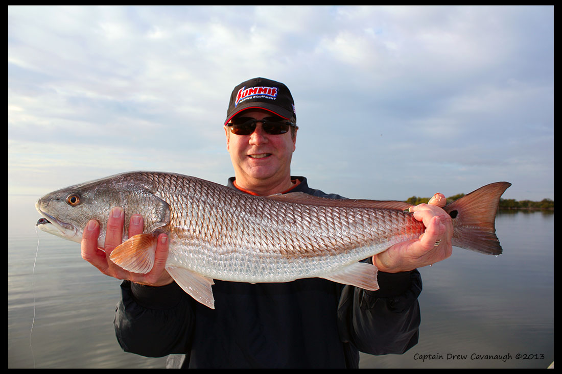 March 19th 2013 orlando saltwater fishing guide report for Fishing in orlando florida